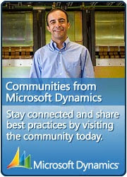This blog is part of Dynamics CRM community.