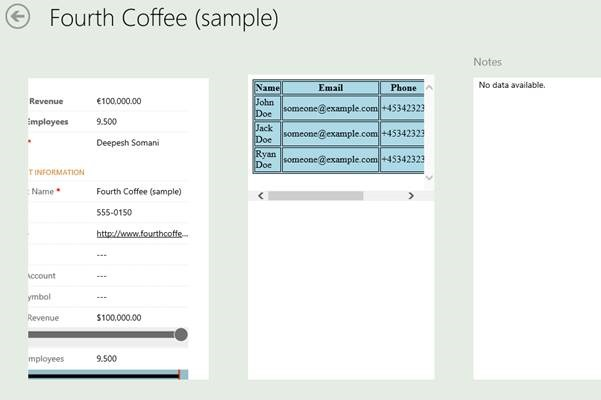 CRM 2016 Tips} Add Web Resources to Mobile and Tablet Forms
