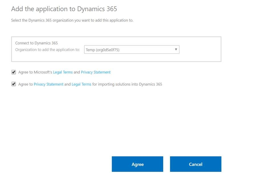 Step by Step and Overview} Microsoft Dynamics 365