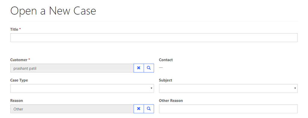 Dynamics 365 Portal Code Tip} Dynamically Show/Hide field based on