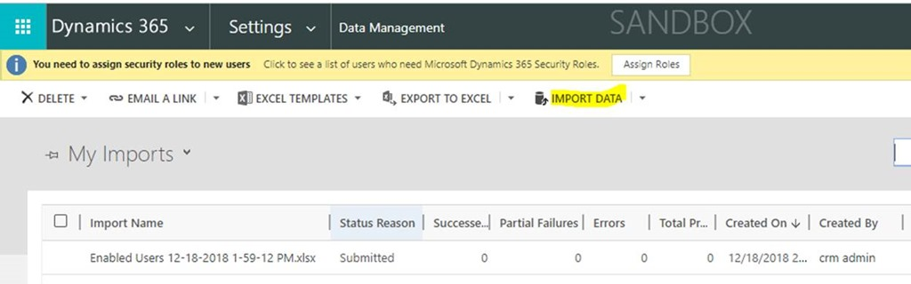 MSDYNAMICSBLOG BY DEEPESH | Real Experiences from Analyzing